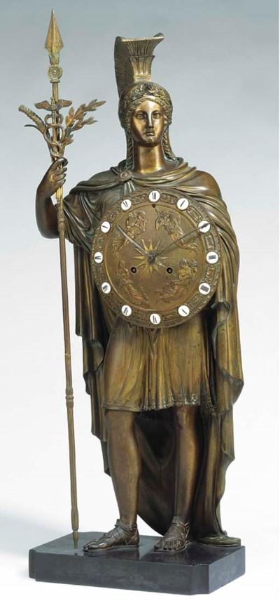A Louis Philippe bronze striki