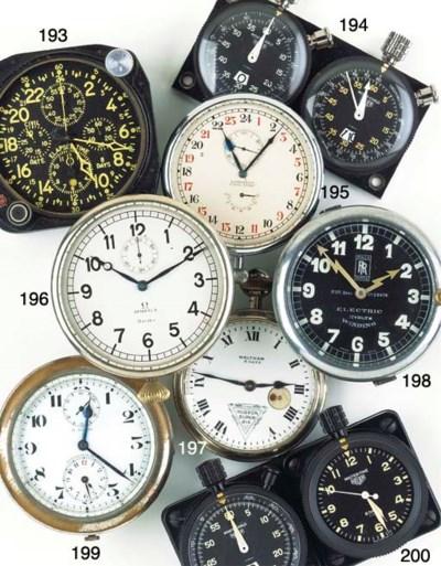 An American car timepiece, cir