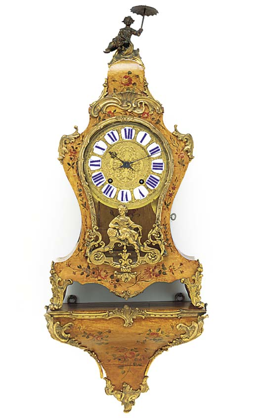A French ormolu-mounted Vernis