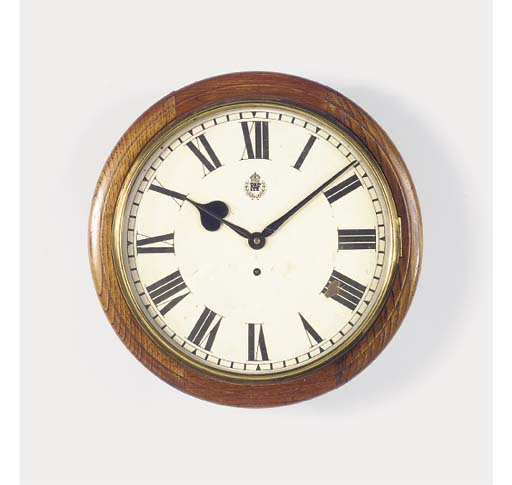 An English WWII RAF dial timep