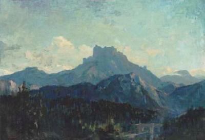 Cecil Arthur Hunt, A.R.W.S. (B