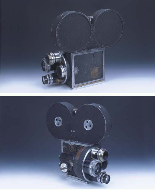 Model 2709 cinematographic cam