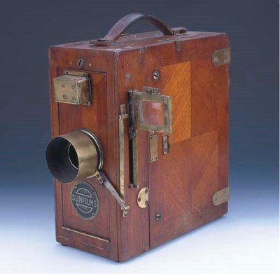 Cinematographic camera no. 250