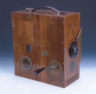 Cinematographic camera no. 214