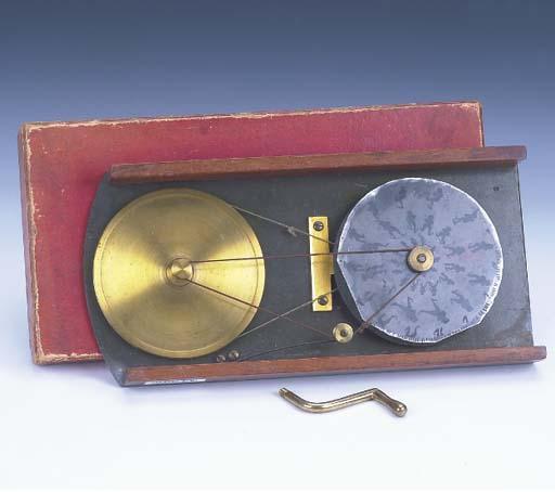 Wheel of Life lantern slide