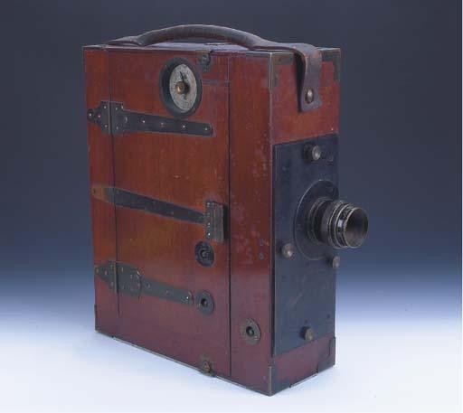 Cinematographic camera no. 122