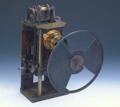 Projection mechanism no. 715