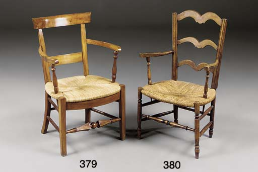 A PAIR OF FRENCH PROVINCIAL FR