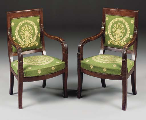 A PAIR OF FRENCH PROVINICIAL E