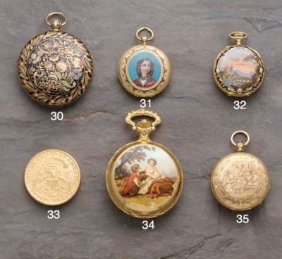 Audemars Piguet : A Gold Twent
