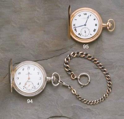 Deutsche Prazisions - Uhrenfab