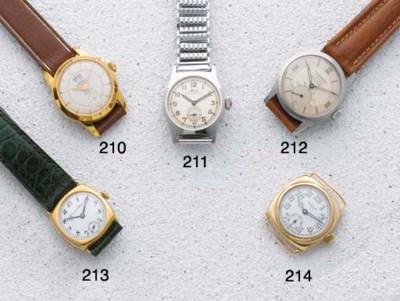J. W. Benson: A 9ct gold wrist