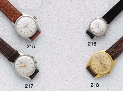 Pierce: A steel alarm wristwat