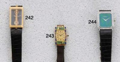 Corum: An 18ct Gold wristwatch