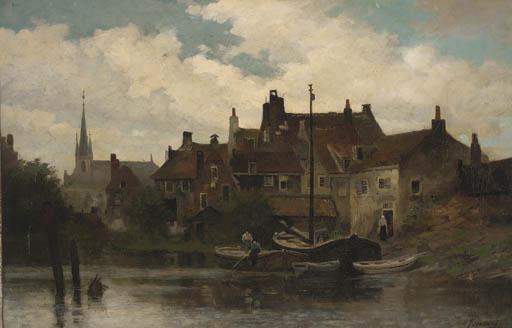 J. Weiland (British, 19th Century)