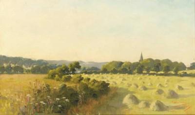 Samuel Warburton (British, 187