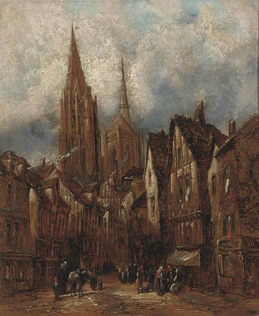 Henry Thomas Schafer (1854-191