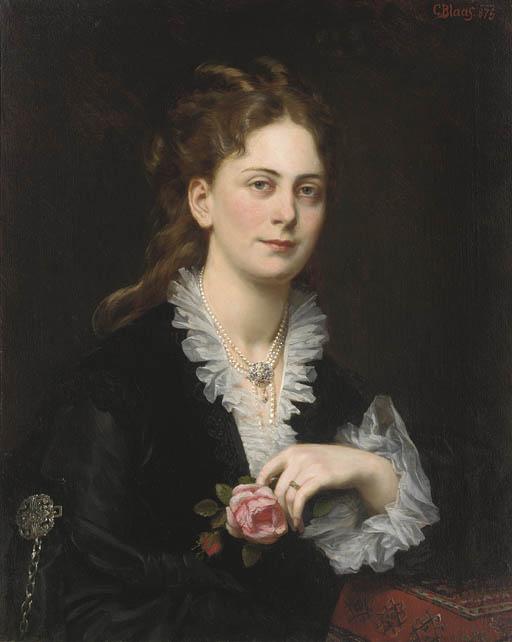 Carl von Blaas (German, 1818-1