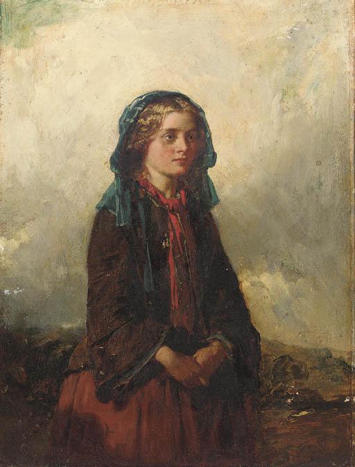 Thomas Faed, R.A. (British, 18