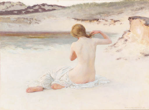 William Henry Margetson, R.I.,
