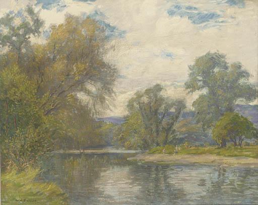 Augustus William Enness, R.B.A. (British, 1876-1948)