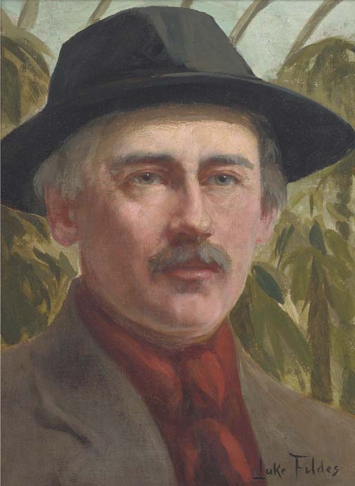 Sir Samuel Luke Fildes (1843-1