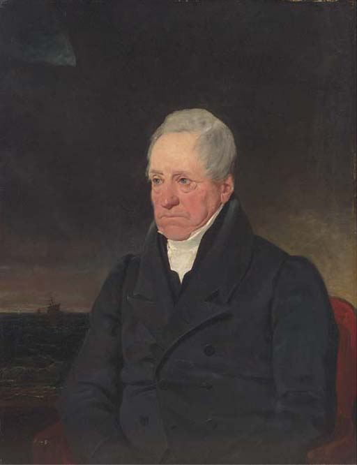 George Lance (1802-1864)