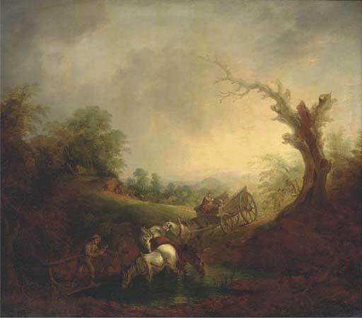 After Thomas Gainsborough, R.A