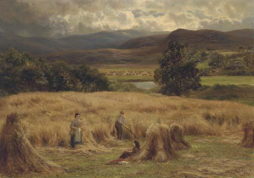 Charles Edward Johnson, R.I.,