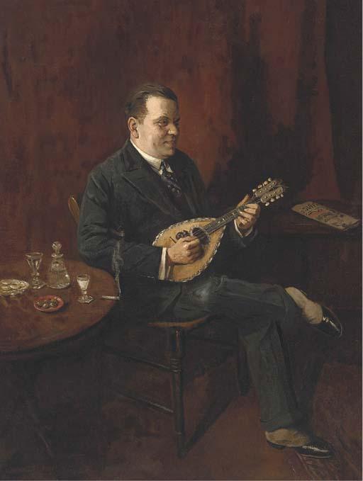 Charles Spencelayh, R.B.S.A.,