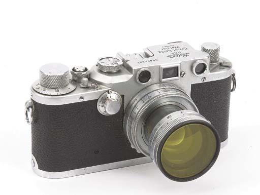 Leica IIIc no. 411397