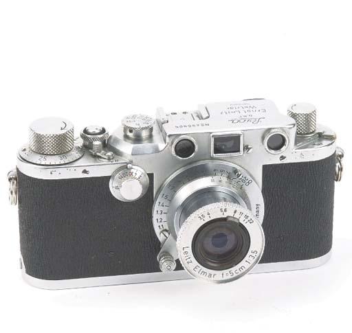 Leica IIIc no. 496905