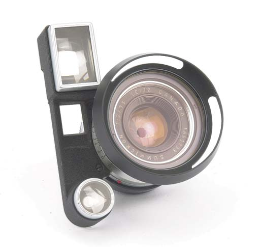 Summicron f/2 35mm. no. 185379