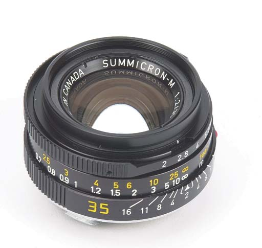 Summicron-M f/2 35mm. no. 3019
