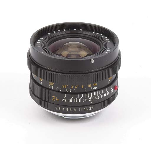 Elmarit-R f/2.8 24mm. no. 2832