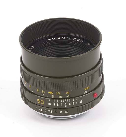 Summicron-R f/2 50mm. no. 2891