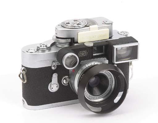 Leica M3 no. 1014790