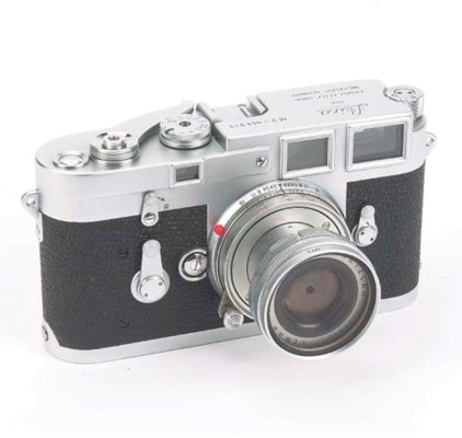Leica M3 no. 958013