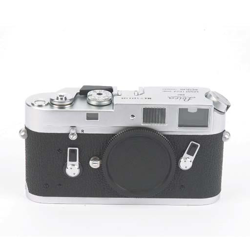Leica M4 no. 1273126