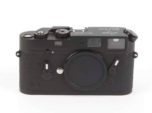 Leica M4 no. 1381600