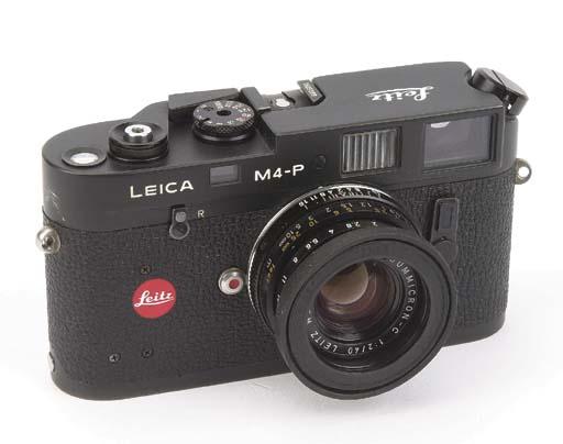 Leica M4-P no. 1605089