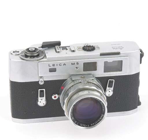 Leica M5 no. 1354240