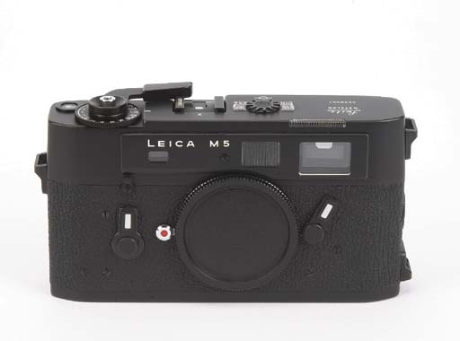 Leica M5 no. 13760950