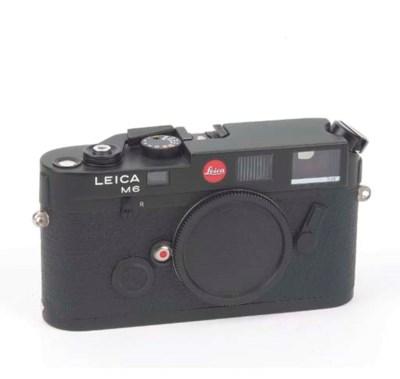Leica M6 0.85 no. 2433447