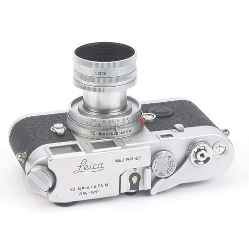 Leica M6J no. 1991-07