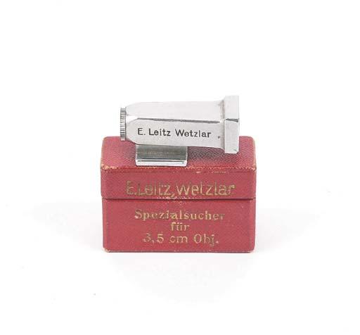 WEISO optical finder