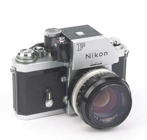 Nikon F no. 7390311