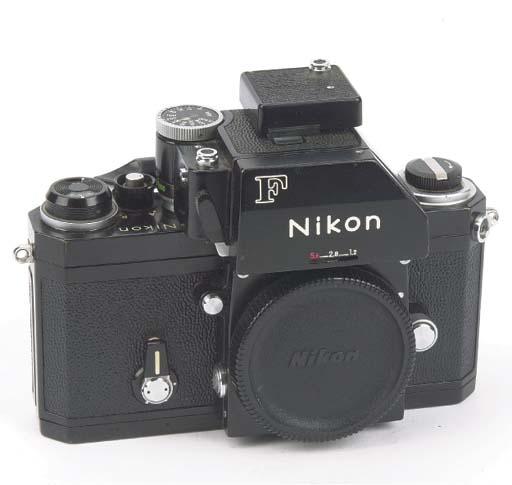 Nikon F no. 7392519
