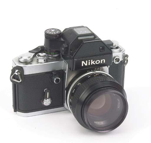 Nikon F2 no. 7601663