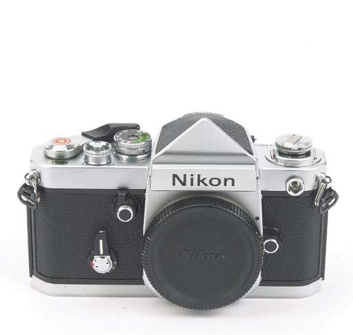 Nikon F2 no. 8002131
